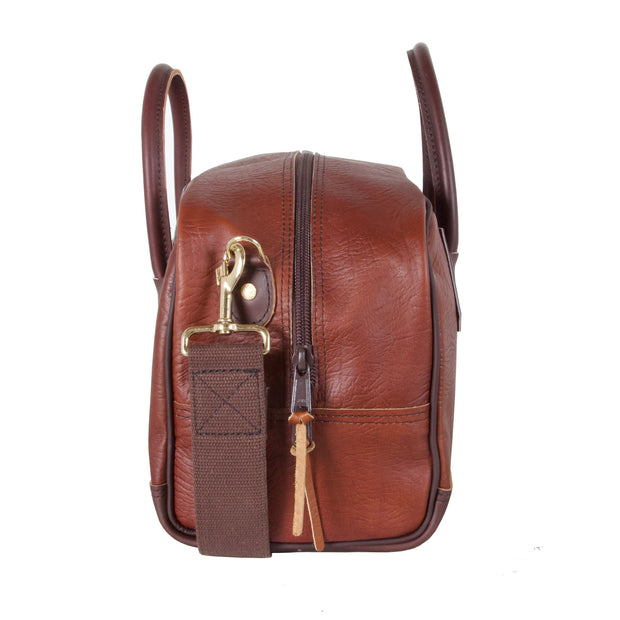 Bison Leather Doctor's Weekend Bag Bag Duluth Pack