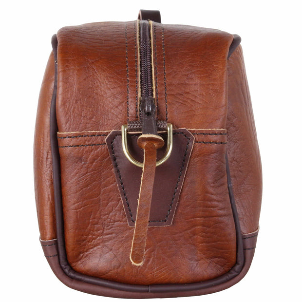 Bison Leather Sportsman's Kit Bag Bag Duluth Pack