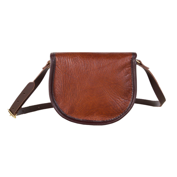 Bison Leather Shell Purse Bag Duluth Pack