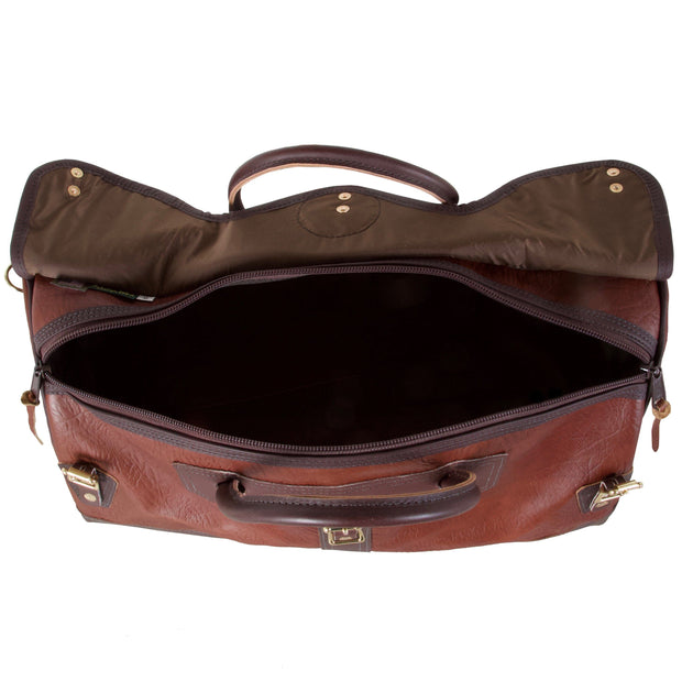 Bison Leather Sportsman's Duffel Accessories Duluth Pack