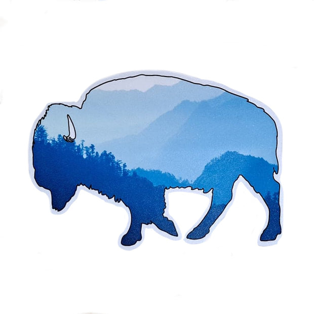 "Bison ""Buffalo"" Stickers"