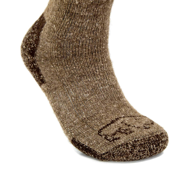 Advantage Trekker Bison/Merino Boot Socks