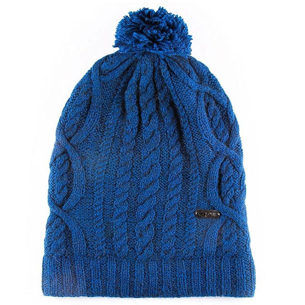 DAMARIS TOQUE Qiviuk Collection The Buffalo Wool Co.