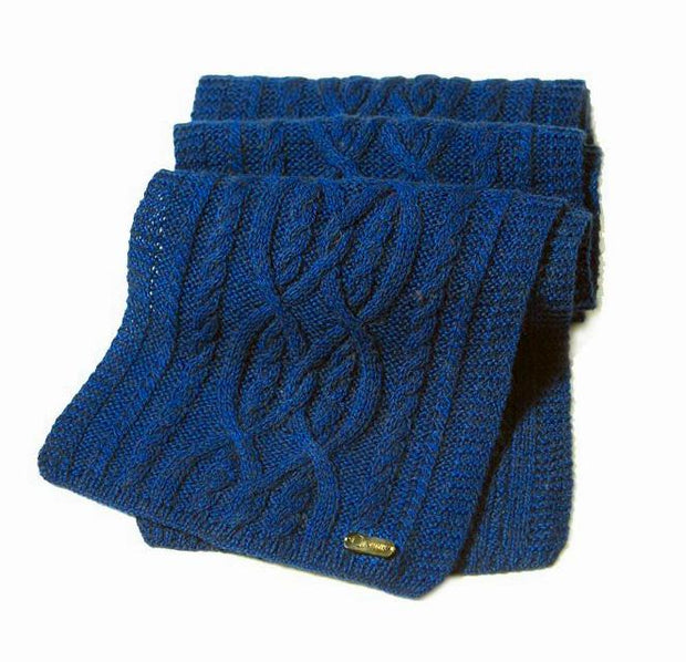 DAMARIS SCARF Qiviuk Collection Bison Gear The Buffalo Wool Co.