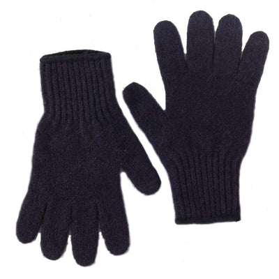 Bison black gloves