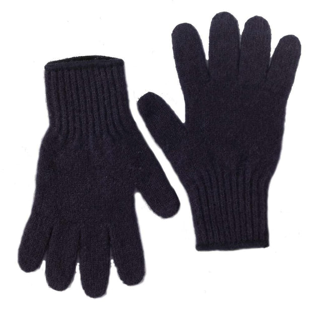 Extreme Gear Bison Down Gloves - Black Bison Gear The Buffalo Wool Co. Small