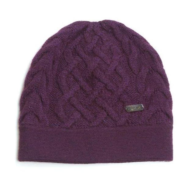 GEREMY SCARF & HAT Qiviuk Collection Bison Gear The Buffalo Wool Co.
