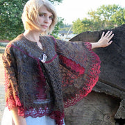 Love is...Pi PDF knitting pattern Patterns & Kits The Buffalo Wool Co.
