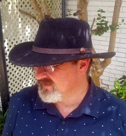 Maverick - Lite Felt Hat Bison Gear The Buffalo Wool Co.