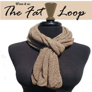 Infinity Scarf Bison Gear The Buffalo Wool Co.