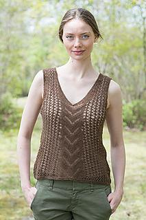 Recherche Vest & Scarf - Ready to Wear Patterns & Kits The Buffalo Wool Co.