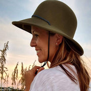 Big Sky packable hat Accessories The Buffalo Wool Co.