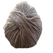 Pin Roving - Bison & Wool 50/50 blend Yarn The Buffalo Wool Co. 1 oz bag