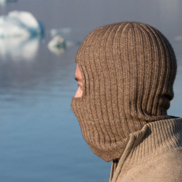 Balaclava - full head mask Bison Gear The Buffalo Wool Co.