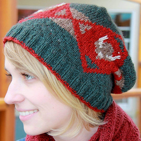 Model is wearing a large; a great slouch hat