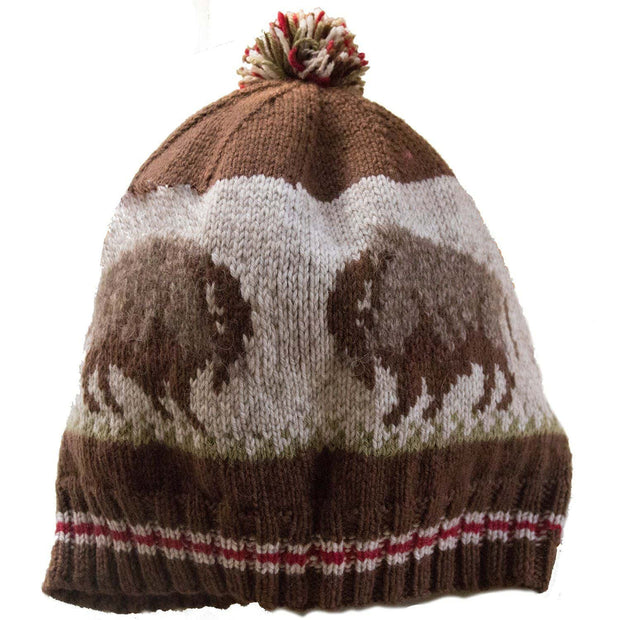 Wanderers Hat - PDF Pattern Only Patterns & Kits The Buffalo Wool Co.
