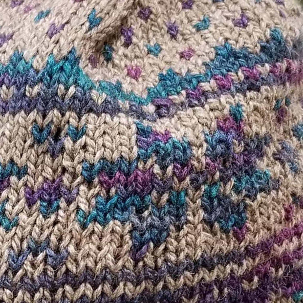 Winter Park knitting pattern