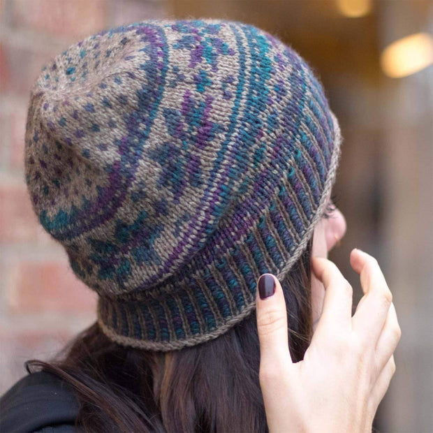 Winter Park knitting kit Patterns & Kits The Buffalo Wool Co.