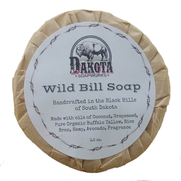 Bison Soap Accessories The Buffalo Wool Co. Wild bill