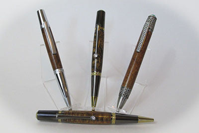 Hand-Crafted Writing Instruments