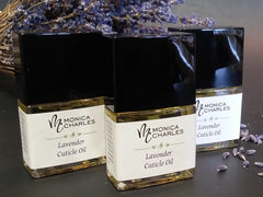 all natural lavender cuticle oil from monica charles designs