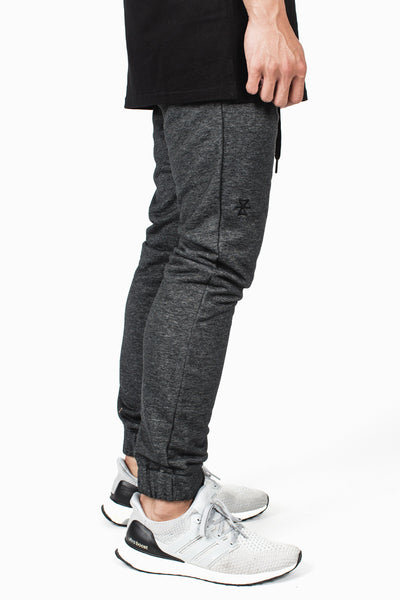 003 Skinny Joggers :: Charcoal