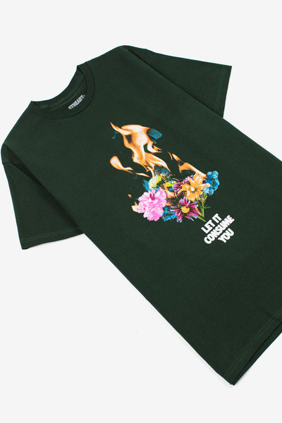 Ignite Tee | Forest