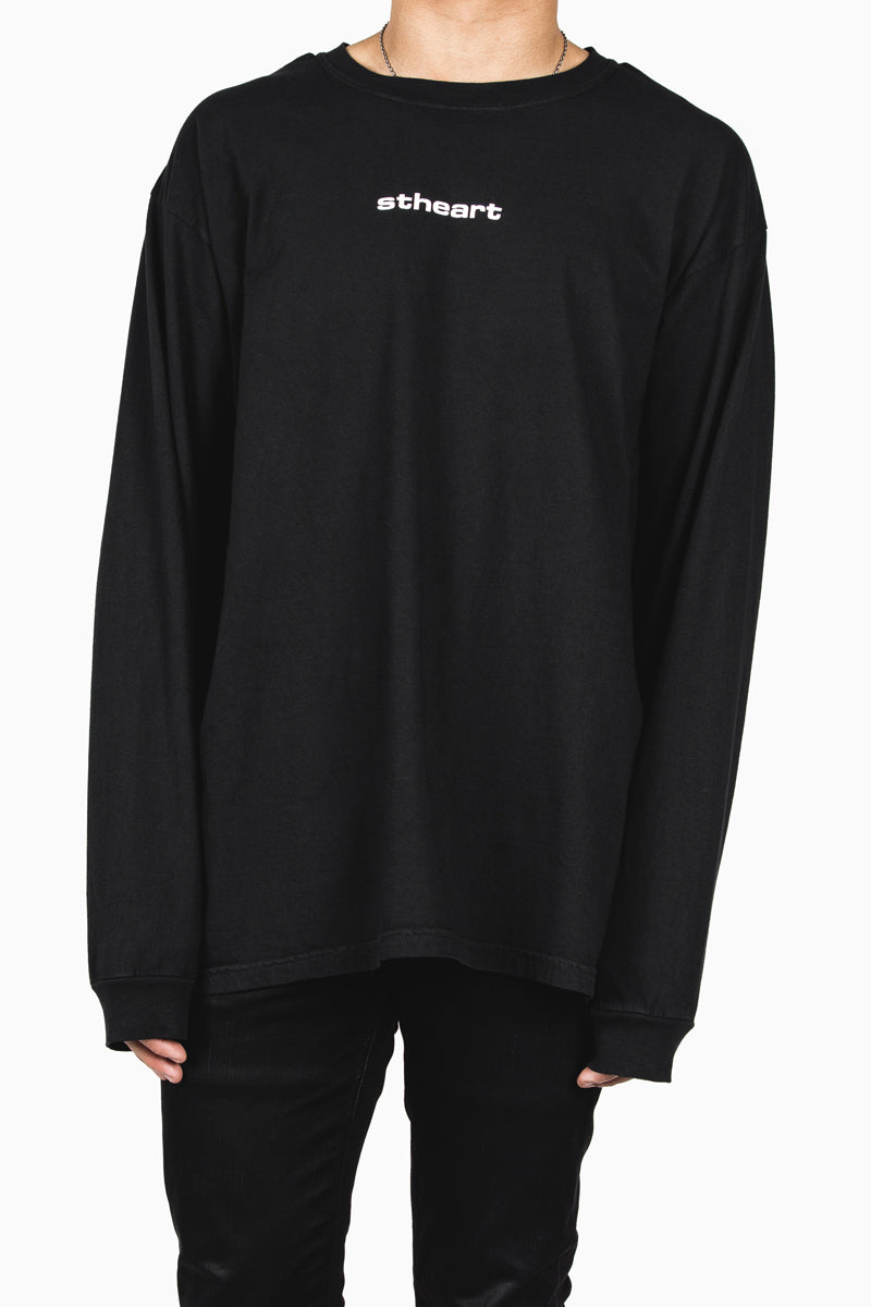 Lowercase Long Sleeve Tee