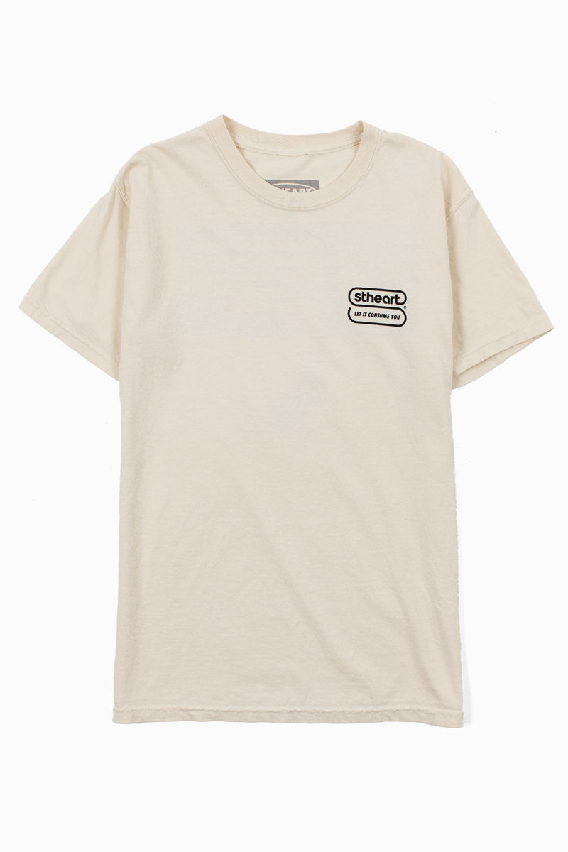 Ultra Cmd Tee __ Natural