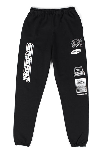 Codec Sweatpants | Black