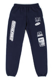 Codec Sweatpants | Navy