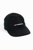 Consumed Hat __ Black