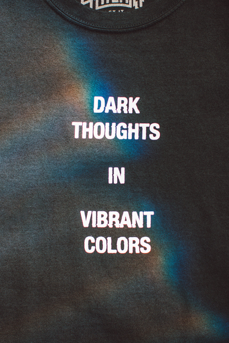 Dark Thoughts Tee _ Black