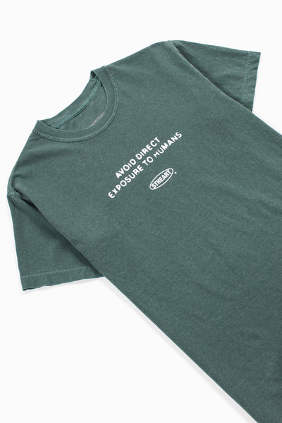 Avoid Tee __ Green (100% Profits Donated)