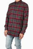 Braderick Flannel Long Sleeve :: Oxford