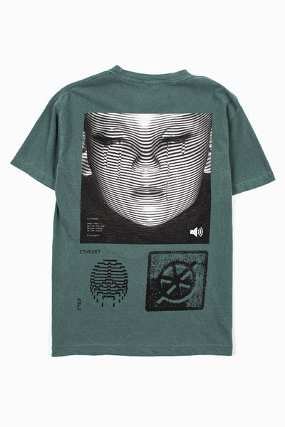 Futureproof Tee __ Green