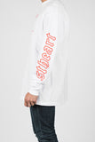 High Grade Long Sleeve _ White