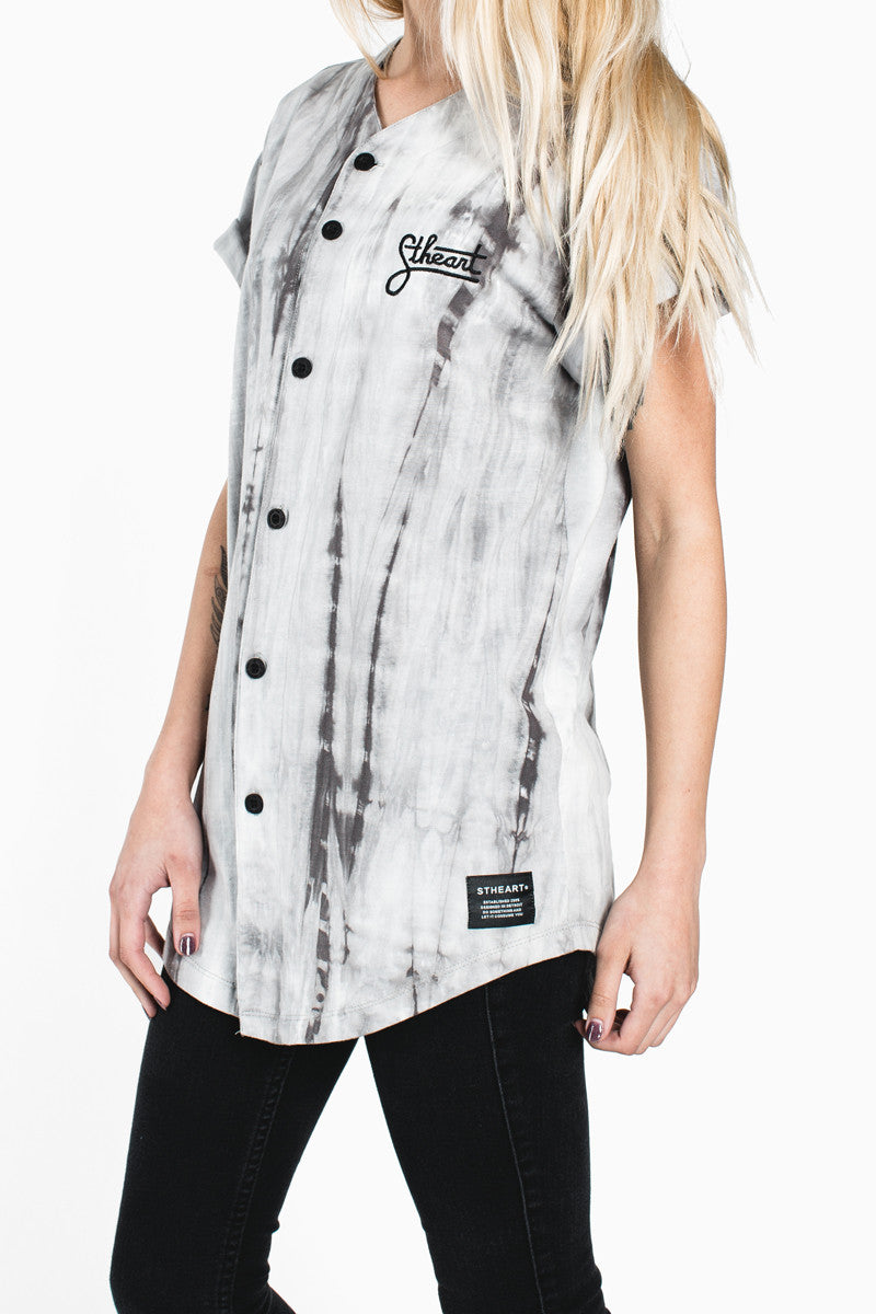 Old Sport Baseball Jersey :: Washed Out