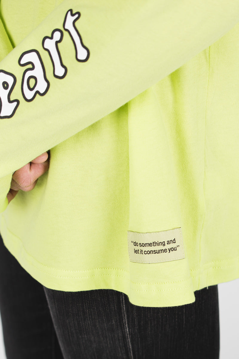 Opposites Attract Long Sleeve __ Highlighter