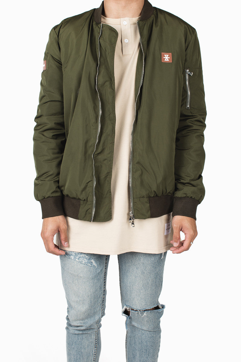 Foundation Bomber Jacket