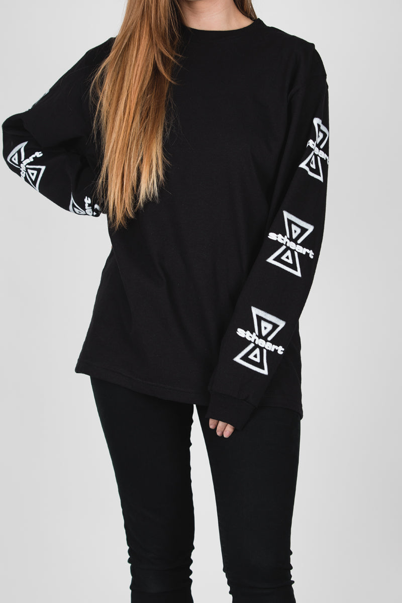 Altered Long Sleeve _ Black