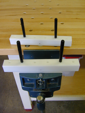 B) The Grip-All Jaws Bench Vise System