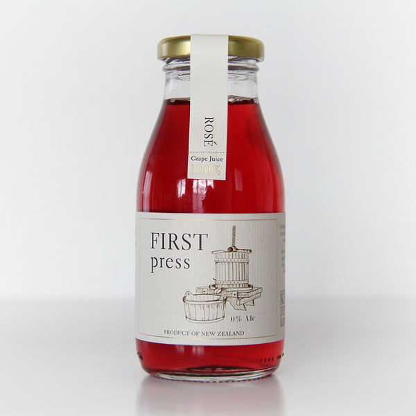 'First Press' Grape Juice