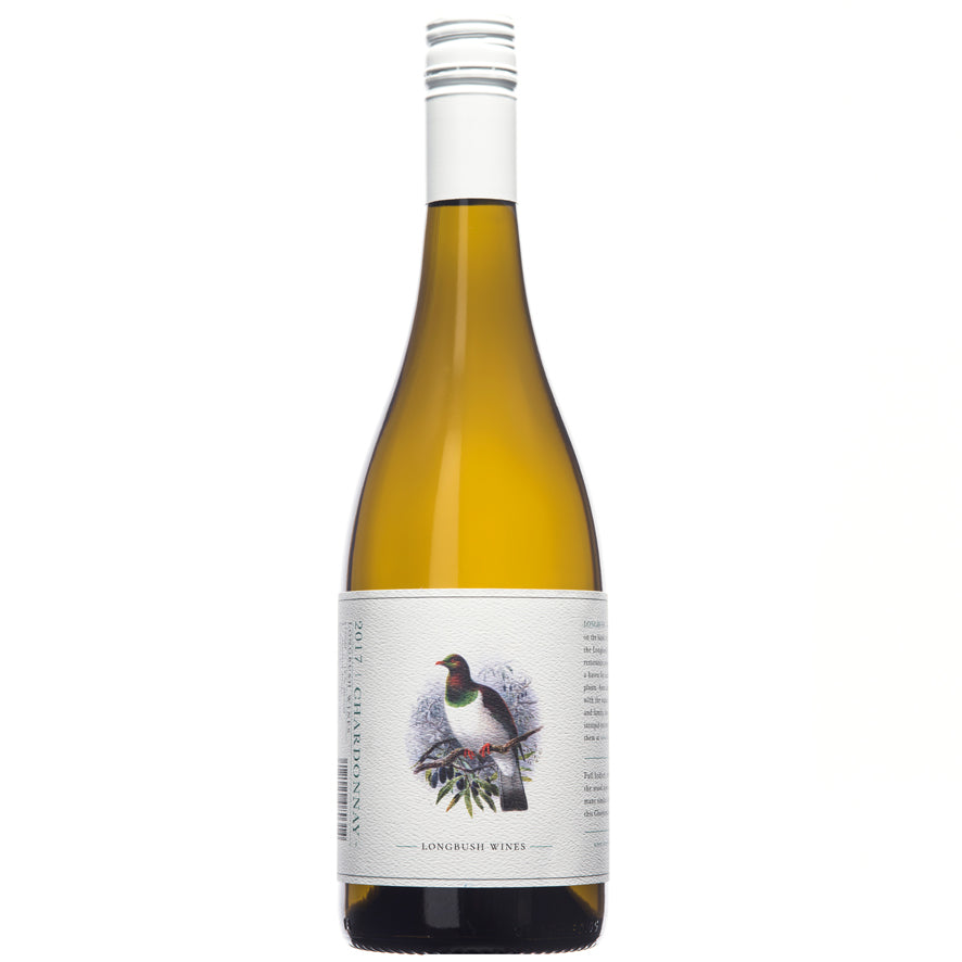 Longbush Wines 'Bird Series' 2017 Chardonnay