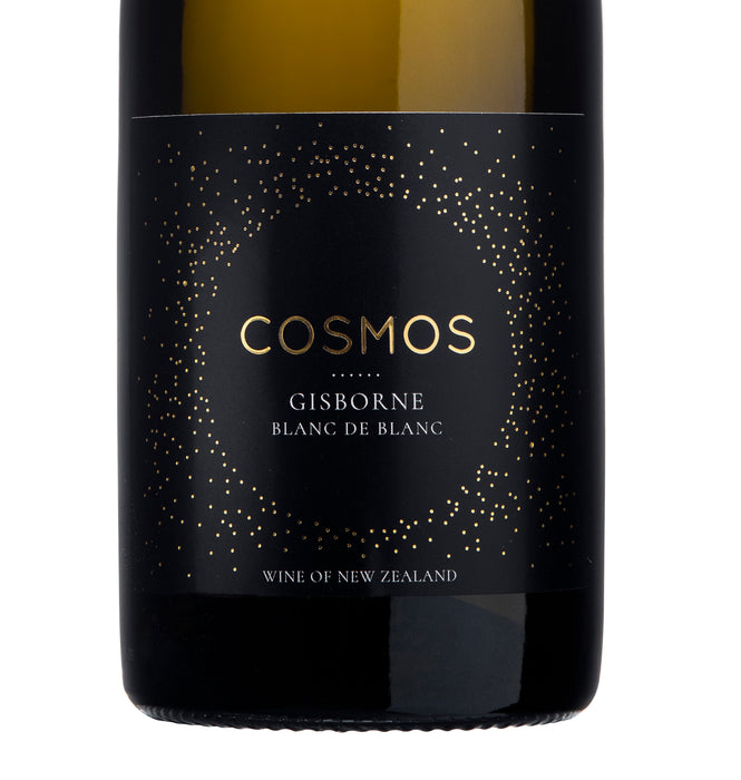 COSMOS, NV Methode Traditionelle, Blanc de Blanc