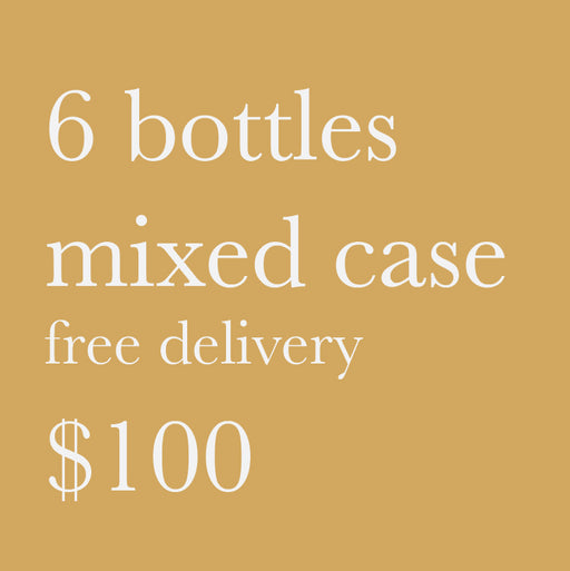 EASY DEAL ~ 6 PACK SPECIAL ~ MIXED VARIETY ~ FREE DELIVERY!
