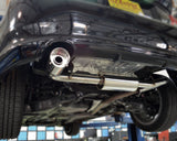 Agency Power Stainless Catback Exhaust System - 2011+ Scion tC
