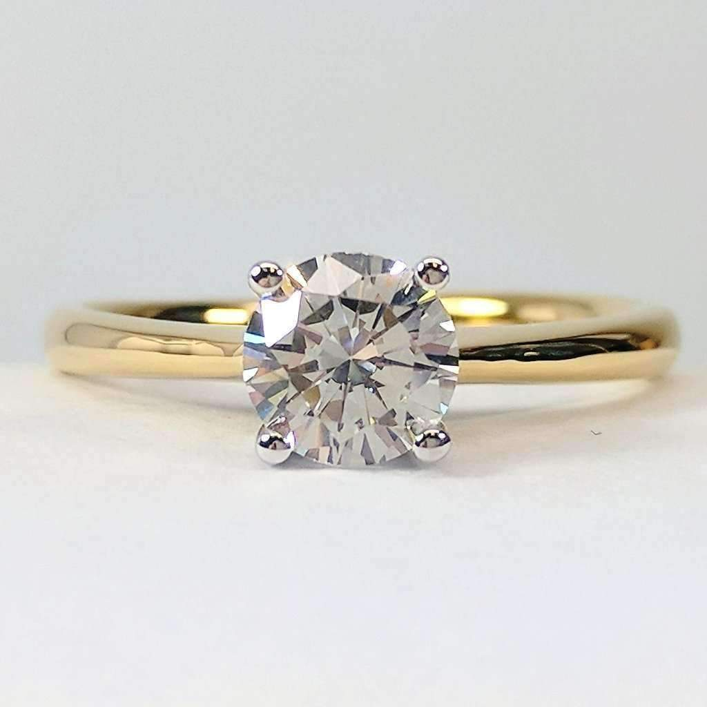 design awesome diamond rings wedding of synthetic cultured creative