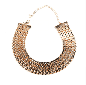 ON SALE - Chain Link Chunky Metal Choker