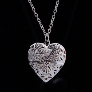 ON SALE - Expressions of Love Heart Locket Necklace